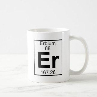 Element 068 - Er - Erbium (Full) Coffee Mug