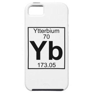 Element 070 - Yb - Ytterbium (Full) iPhone SE/5/5s Case