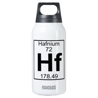 Element 072 - Hf - Hafnium (Full) 10 Oz Insulated SIGG Thermos Water Bottle