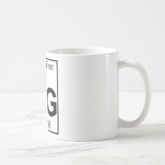 Element 080 - Hg - Quicksilver (Full) Mugs