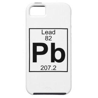 Element 082 - Pb - Lead (Full) iPhone 5 Cover