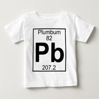 Element 082 - Pb - Plumbum (Full) Baby T-Shirt