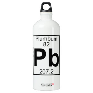 Element 082 - Pb - Plumbum (Full) SIGG Traveler 1.0L Water Bottle