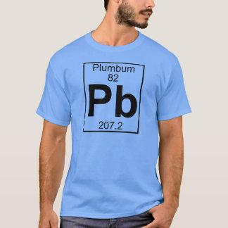 Element 082 - Pb - Plumbum (Full) T-Shirt