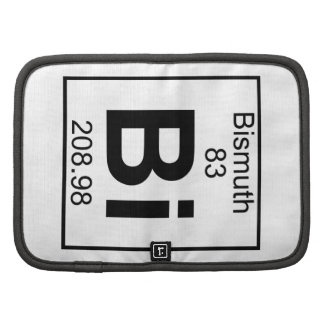 Element 083 - Bi - Bismuth (Full) Planner