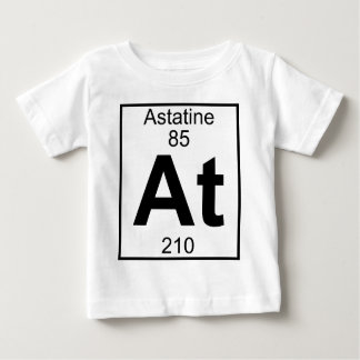 Element 085 - At - Astatine (Full) Baby T-Shirt