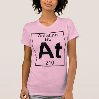 Element 085 - At - Astatine (Full) Tee Shirt