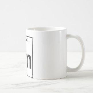 Element 086 - Rn - Radon (Full) Coffee Mug