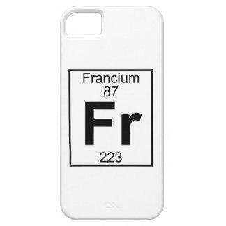 Element 087 - Fr - Francium (Full) iPhone 5 Cases