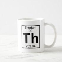 Element 090 - Th - Thorium (Full) Coffee Mug