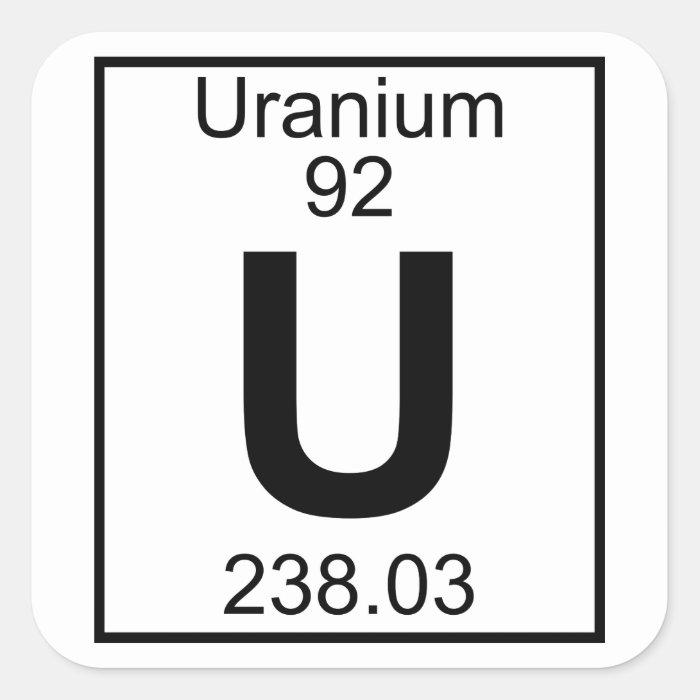 Uranium Element