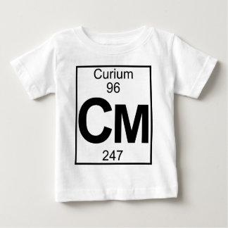 Element 096 - Cm - Curium (Full) Baby T-Shirt