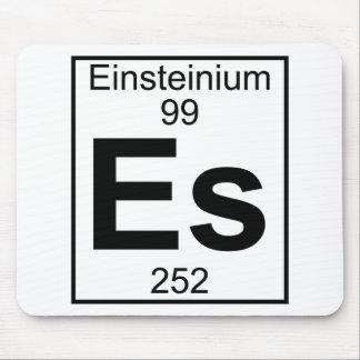Element 099 - Es - Einsteinium (Full) Mouse Pad