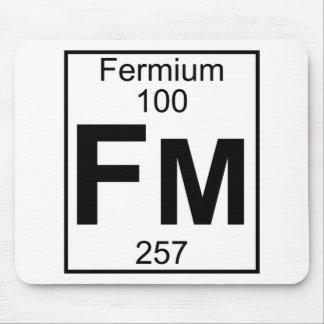 Element 100 - Fm - Fermium (Full) Mouse Pad