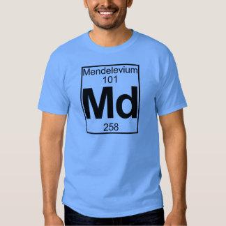 Element 101 - Md - Mendelevium (Full) Shirt