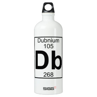 Element 105 - Db - Dubnium (Full) SIGG Traveler 1.0L Water Bottle