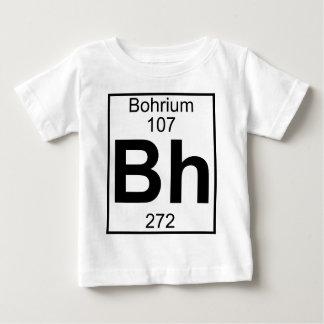 Element 107 - Bh - Bohrium (Full) Baby T-Shirt