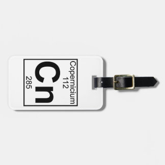 Element 112 - Cn - Copernicium (Full) Bag Tag