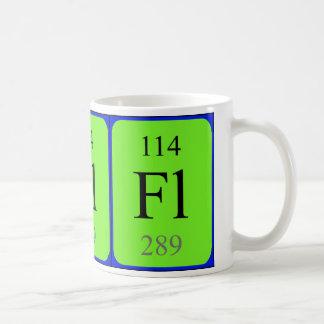 Element 114 mug - Flerovium