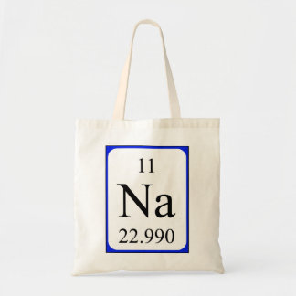 Element 11 bag - Sodium white