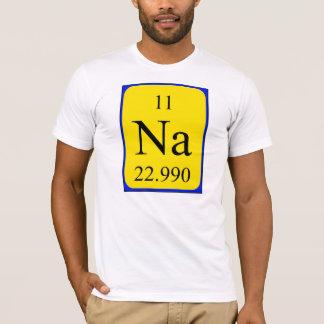 Element 11 shirt - Sodium