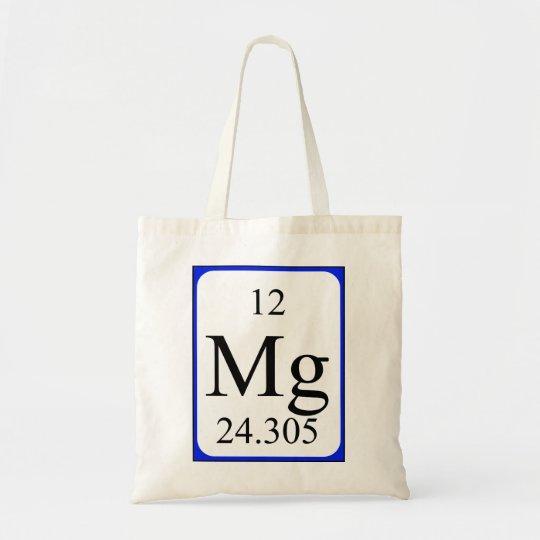 Element 12 bag - Magnesium white