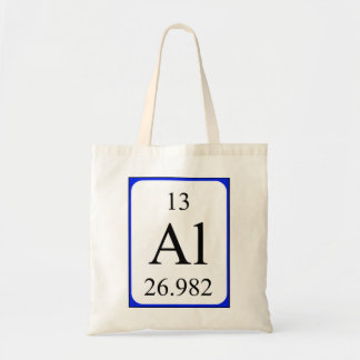 Element 13 bag - Aluminium white