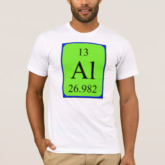 Element 13 shirt - Aluminium