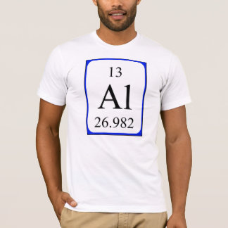 Element 13 shirt - Aluminium white