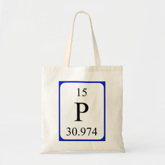 Element 15 bag - Phosphorus white