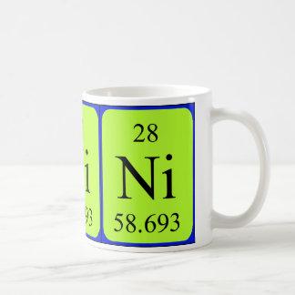 Element 28 mug - Nickel