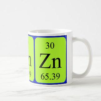 Element 30 mug - Zinc
