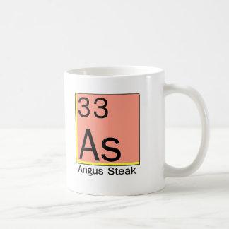Element 33: Angus Steak Coffee Mug