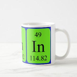 Element 49 mug - Indium