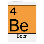 Element 4: Beer Greeting Card