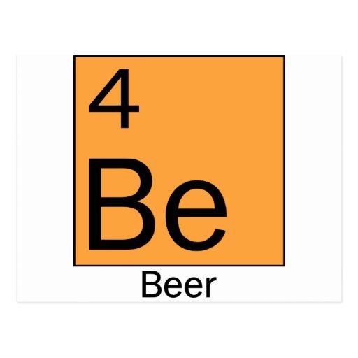 Element 4: Beer Postcard