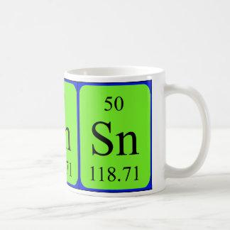 Element 50 mug - Tin