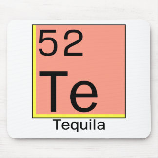 Element 52: Tequila Mouse Pad
