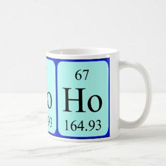 Element 67 mug - Holmium