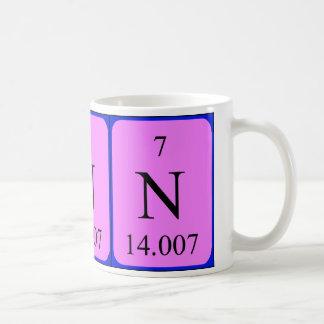 Element 7 mug - Nitrogen