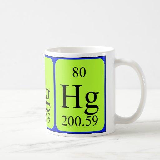 Element 80 mug - Mercury