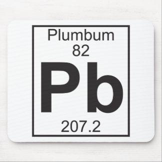Element  82 - pb (plumbum) mouse pad