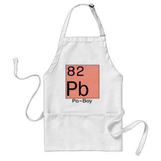 Element 82 Po-Boy Apron
