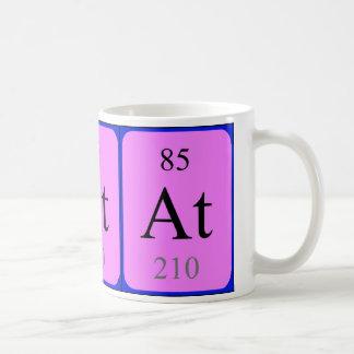 Element 85 mug - Astatine