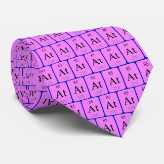 Element 85 tie - Astatine