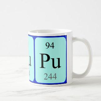 Element 94 mug - Plutonium