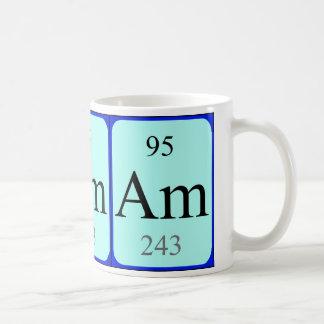 Element 95 mug - Americium
