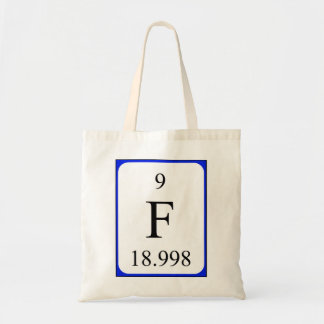 Element 9 bag - Fluorine white