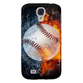 Element Baseball Galaxy S4 Case