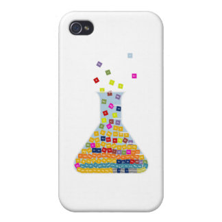 Element Beaker Case iPhone 4/4S Cover